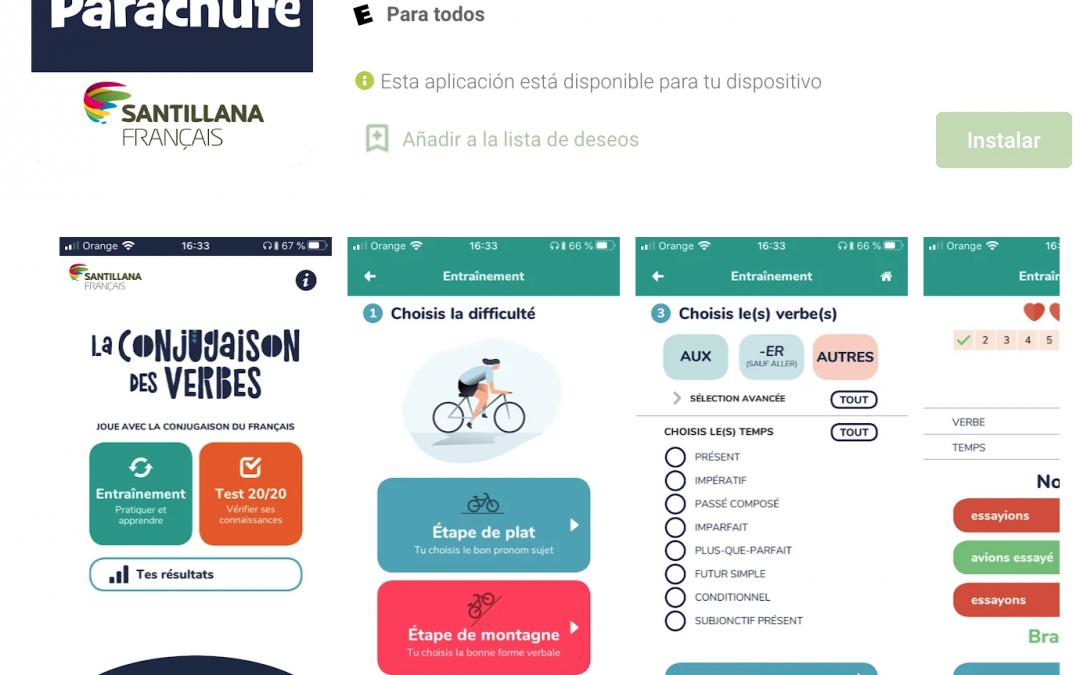 Les Verbes En Français Sur Ton Mobile